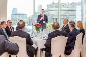 IGCC meeting with Minister Morawiecki 1